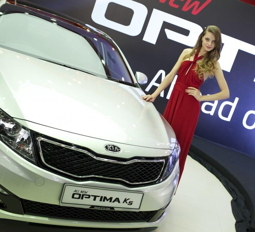 Kia Optima K5 2.0 launched – RM143,888 on-the-road Image #81528