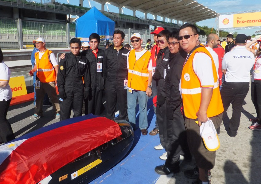Thai students beat own record at Shell Eco-marathon Asia – five Malaysian teams take honours Image #116621