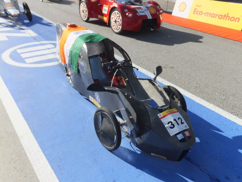 Thai students beat own record at Shell Eco-marathon Asia – five Malaysian teams take honours Image #116628