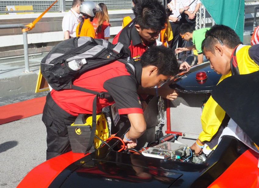 Thai students beat own record at Shell Eco-marathon Asia – five Malaysian teams take honours Image #116631