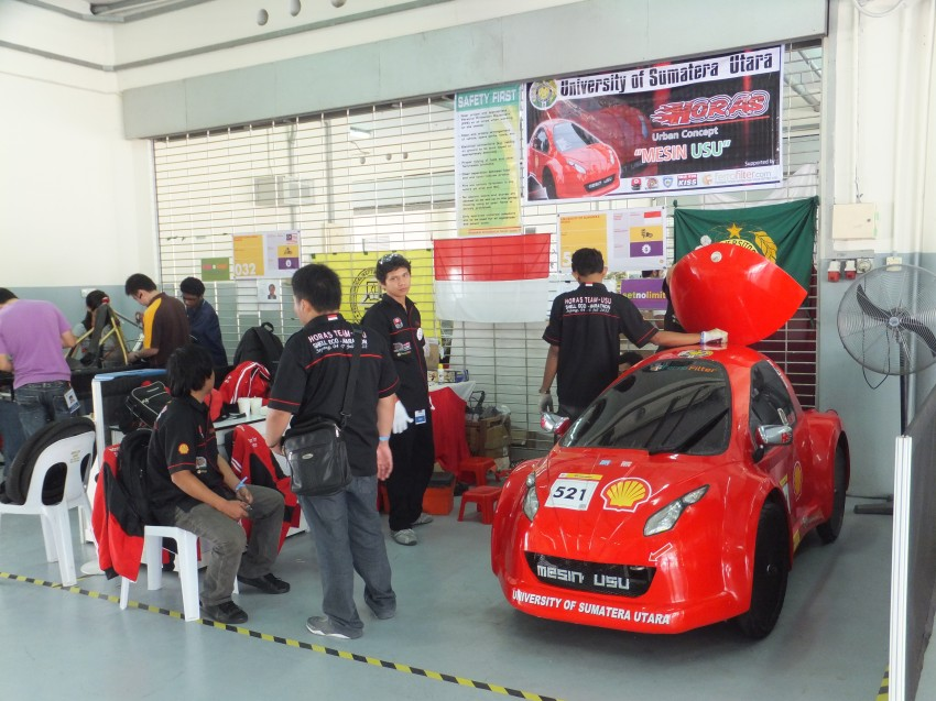 Thai students beat own record at Shell Eco-marathon Asia – five Malaysian teams take honours Image #116637