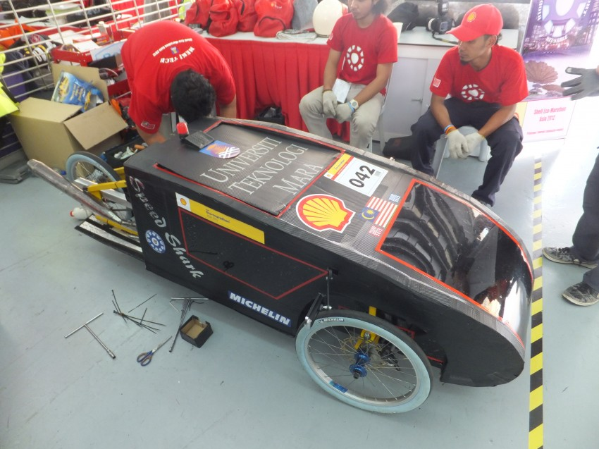 Thai students beat own record at Shell Eco-marathon Asia – five Malaysian teams take honours Image #116644