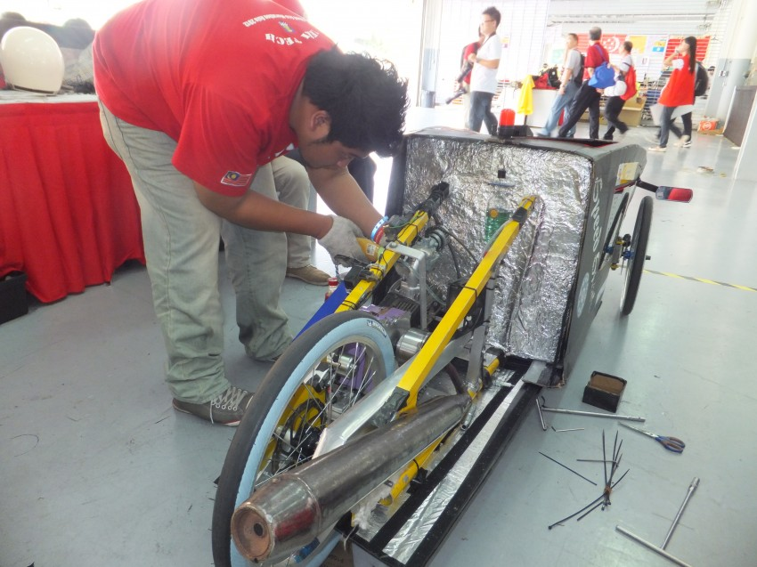 Thai students beat own record at Shell Eco-marathon Asia – five Malaysian teams take honours Image #116645