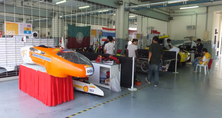 Thai students beat own record at Shell Eco-marathon Asia – five Malaysian teams take honours Image #116646