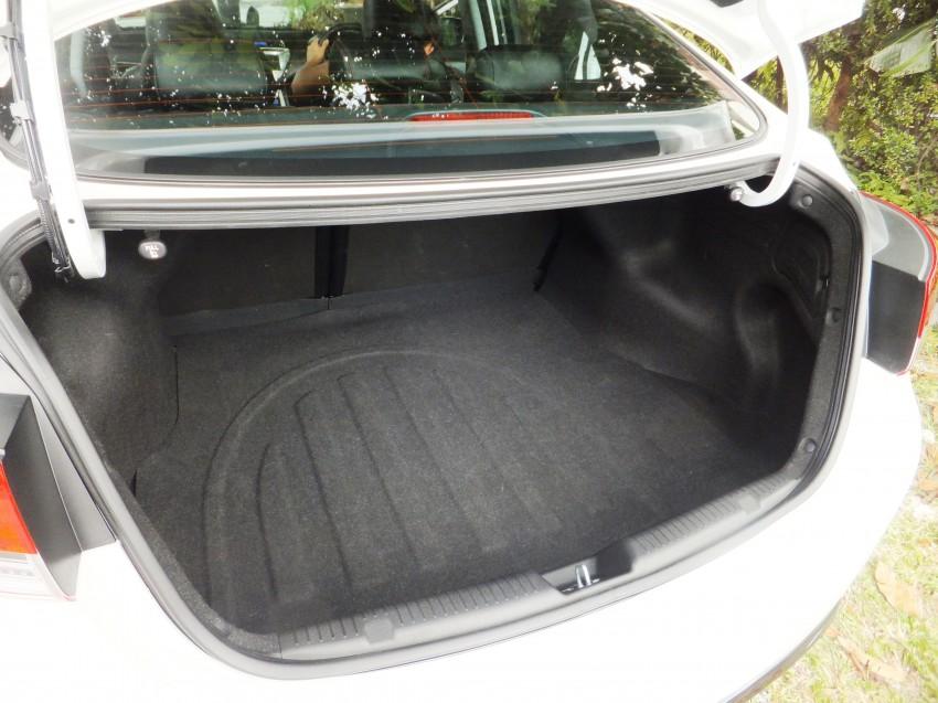 Hyundai Elantra MD 1.8 Premium test drive review Image #134985