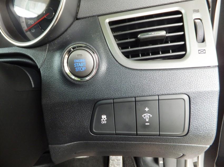 Hyundai Elantra MD 1.8 Premium test drive review Image #134995