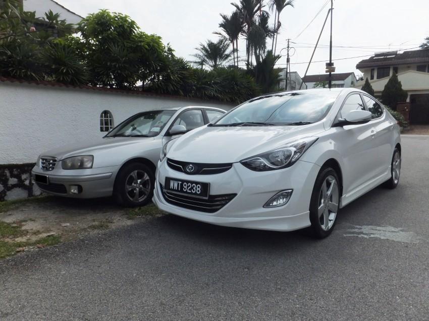 Hyundai Elantra MD 1.8 Premium test drive review Image #134998