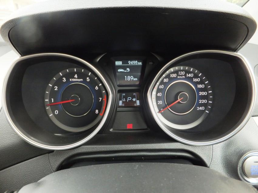 Hyundai Elantra MD 1.8 Premium test drive review Image #134999