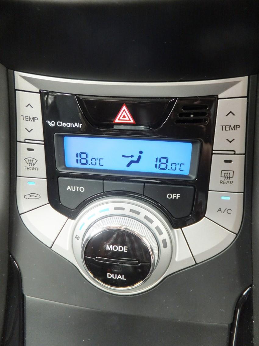 Hyundai Elantra MD 1.8 Premium test drive review Image #135001