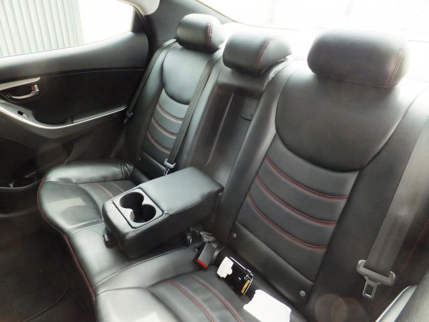 Hyundai Elantra MD 1.8 Premium test drive review Image #135012