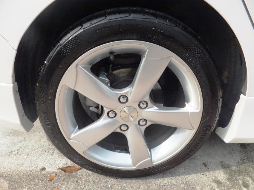 Hyundai Elantra MD 1.8 Premium test drive review Image #135013