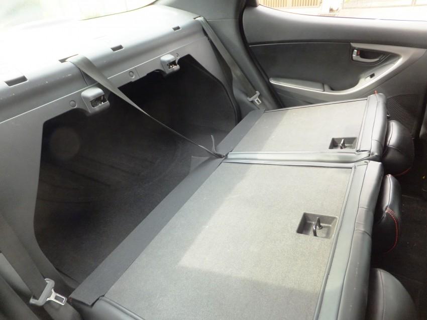 Hyundai Elantra MD 1.8 Premium test drive review Image #135017