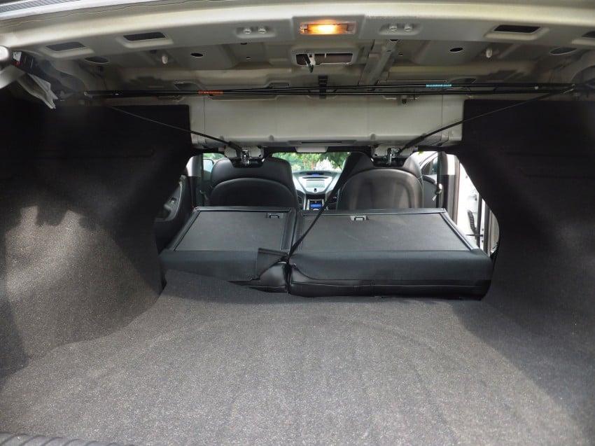 Hyundai Elantra MD 1.8 Premium test drive review Image #135022