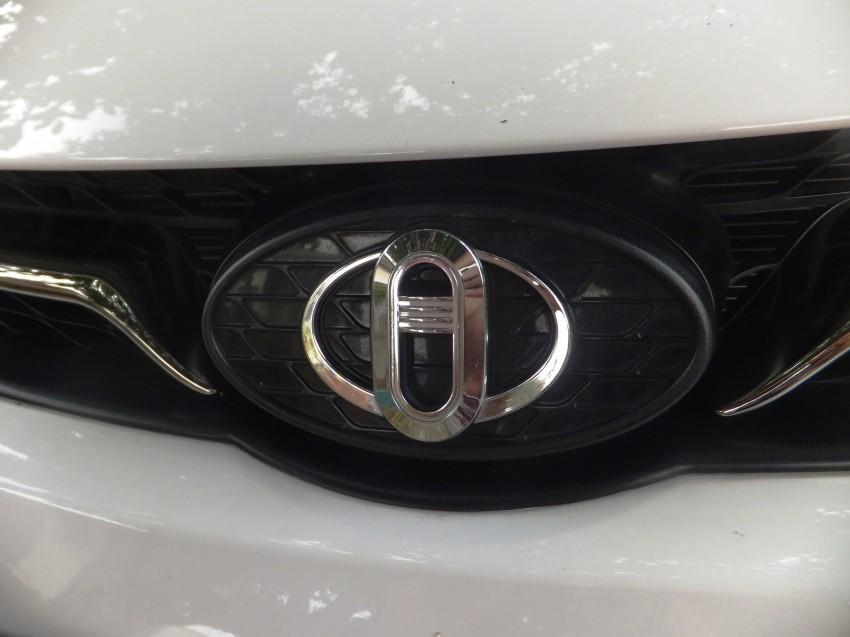 Hyundai Elantra MD 1.8 Premium test drive review Image #135024