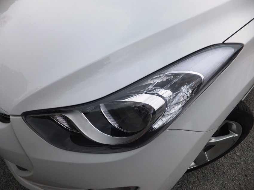 Hyundai Elantra MD 1.8 Premium test drive review Image #135027