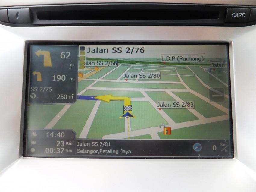 Hyundai Elantra MD 1.8 Premium test drive review Image #135046