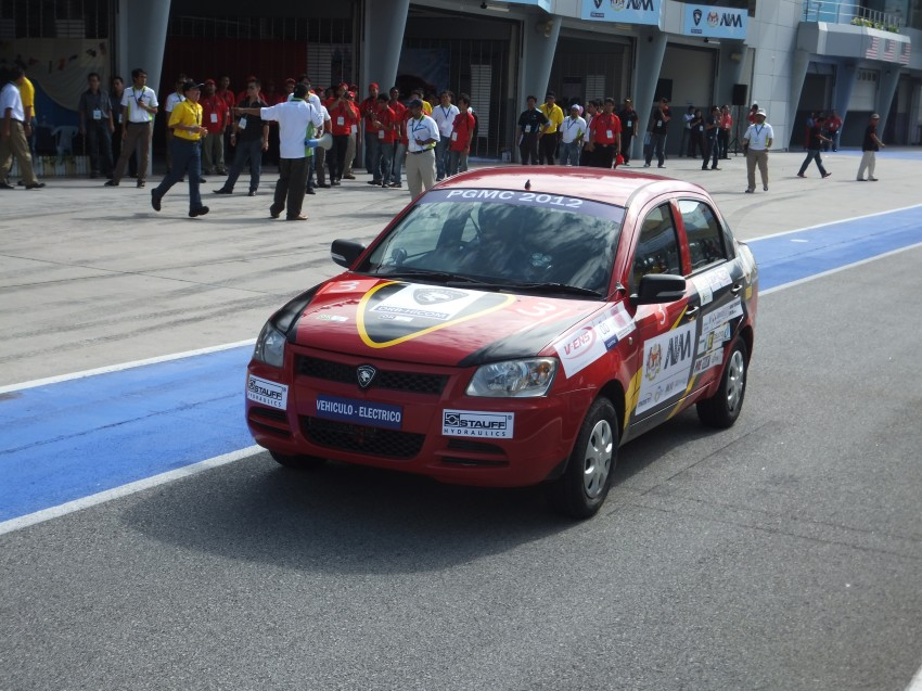 Proton Green Mobility Challenge: IIUM is overall champion, UMP and UTeM are runners-up Image #135449