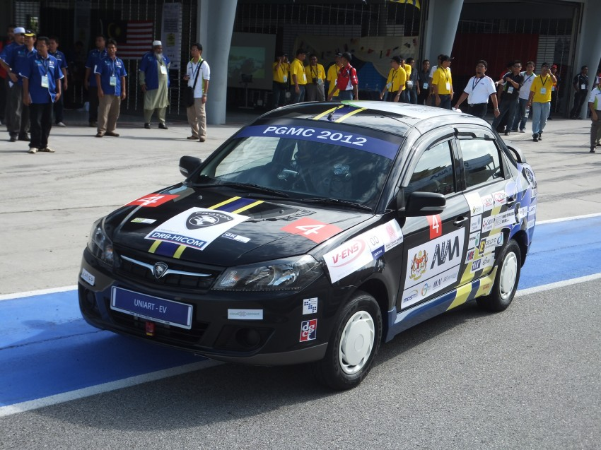 Proton Green Mobility Challenge: IIUM is overall champion, UMP and UTeM are runners-up Image #135450
