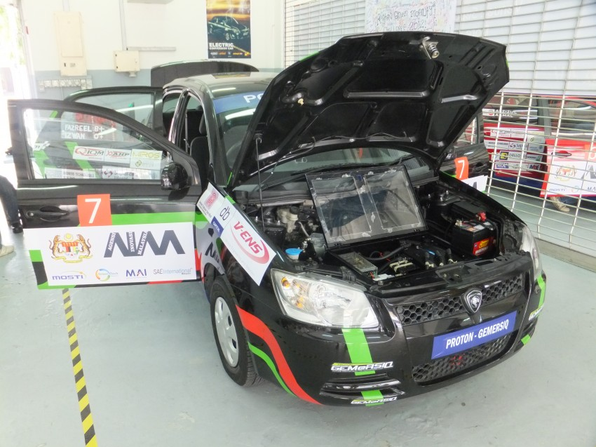 Proton Green Mobility Challenge: IIUM is overall champion, UMP and UTeM are runners-up Image #135455