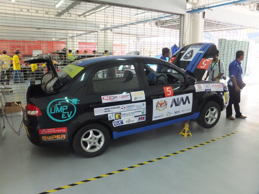 Proton Green Mobility Challenge: IIUM is overall champion, UMP and UTeM are runners-up Image #135458