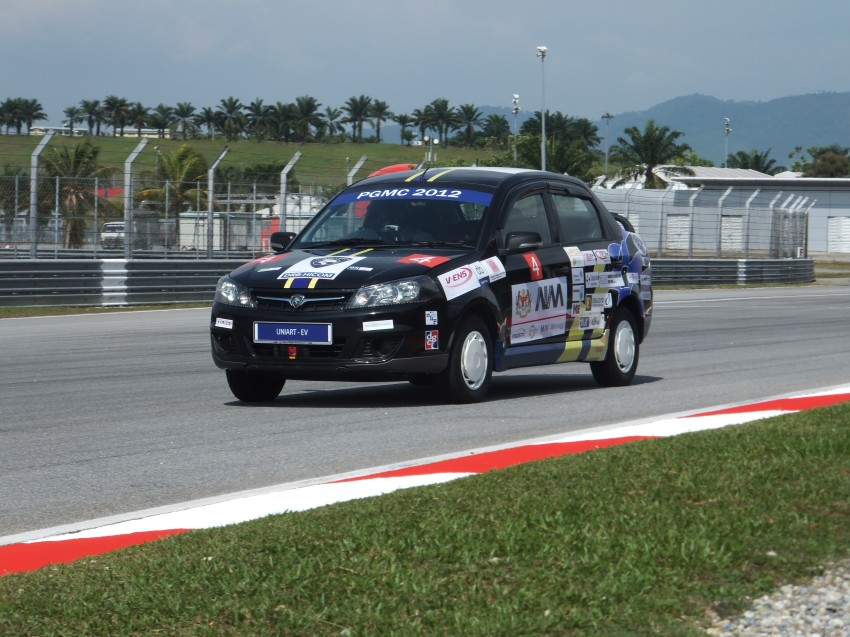 Proton Green Mobility Challenge: IIUM is overall champion, UMP and UTeM are runners-up Image #135471