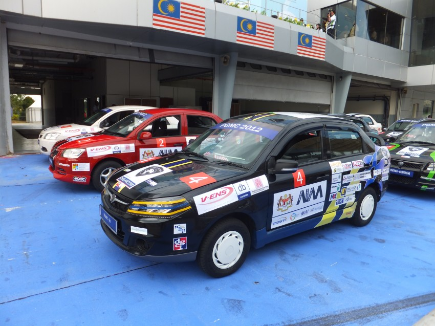 Proton Green Mobility Challenge: IIUM is overall champion, UMP and UTeM are runners-up Image #135482