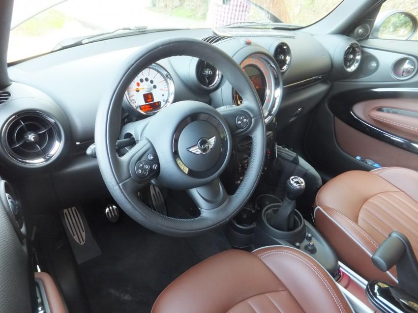 DRIVEN: The new MINI Paceman in Mallorca, Spain Image #143895