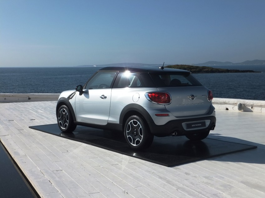 DRIVEN: The new MINI Paceman in Mallorca, Spain Image #143903