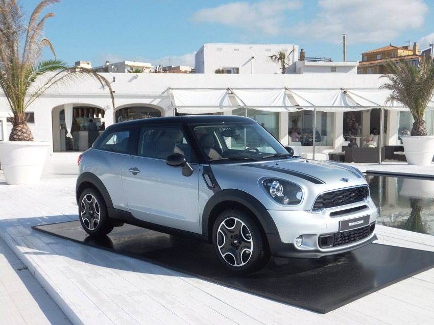 DRIVEN: The new MINI Paceman in Mallorca, Spain Image #143904
