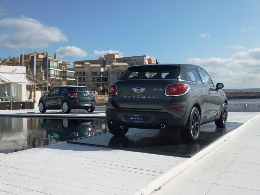 DRIVEN: The new MINI Paceman in Mallorca, Spain Image #143905