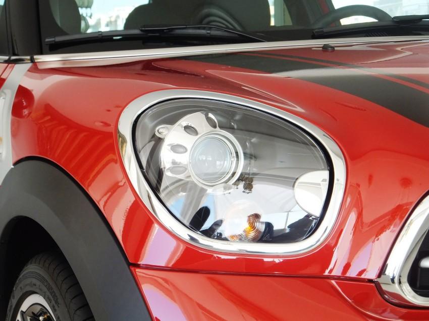 DRIVEN: The new MINI Paceman in Mallorca, Spain Image #143921