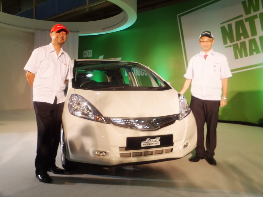 Honda Jazz Hybrid CKD launched, first hybrid to be assembled in Malaysia – RM89,900 Image #142561