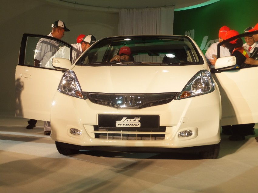 Honda Jazz Hybrid CKD launched, first hybrid to be assembled in Malaysia – RM89,900 Image #142562