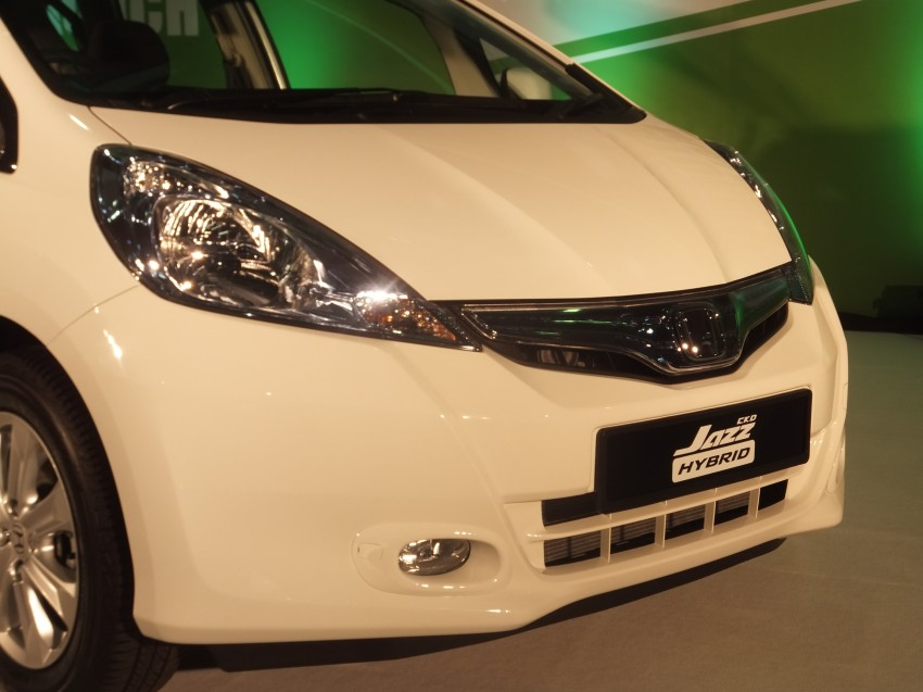 Honda Jazz Hybrid CKD launched, first hybrid to be assembled in Malaysia – RM89,900 Image #142564