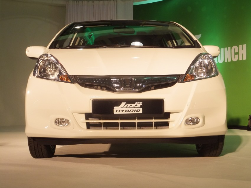Honda Jazz Hybrid CKD launched, first hybrid to be assembled in Malaysia – RM89,900 Image #142565