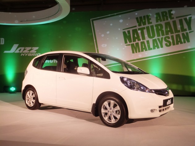 Honda Jazz Hybrid Ckd Launched First Hybrid To Be Assembled In