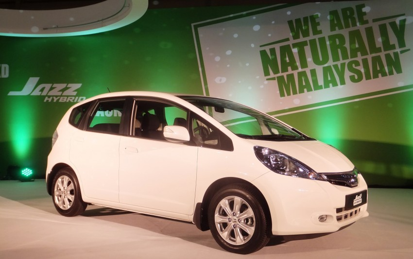 Honda Jazz Hybrid CKD launched, first hybrid to be assembled in Malaysia – RM89,900 Image #142567