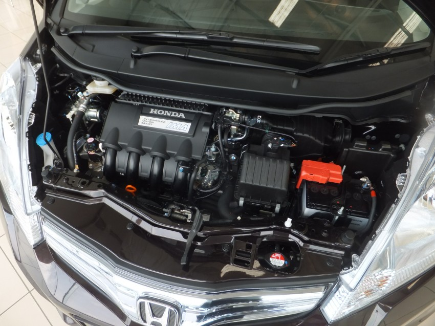 Honda Jazz Hybrid CKD launched, first hybrid to be assembled in Malaysia – RM89,900 Image #142568