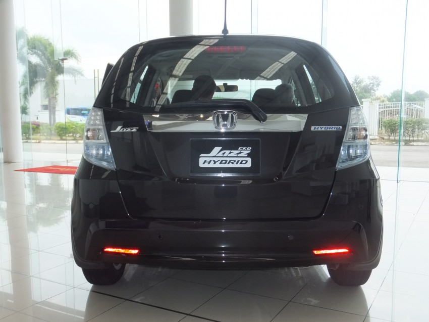 Honda Jazz Hybrid CKD launched, first hybrid to be assembled in Malaysia – RM89,900 Image #142575