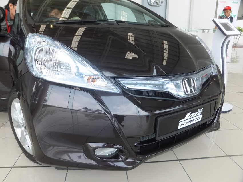 Honda Jazz Hybrid CKD launched, first hybrid to be assembled in Malaysia – RM89,900 Image #142576