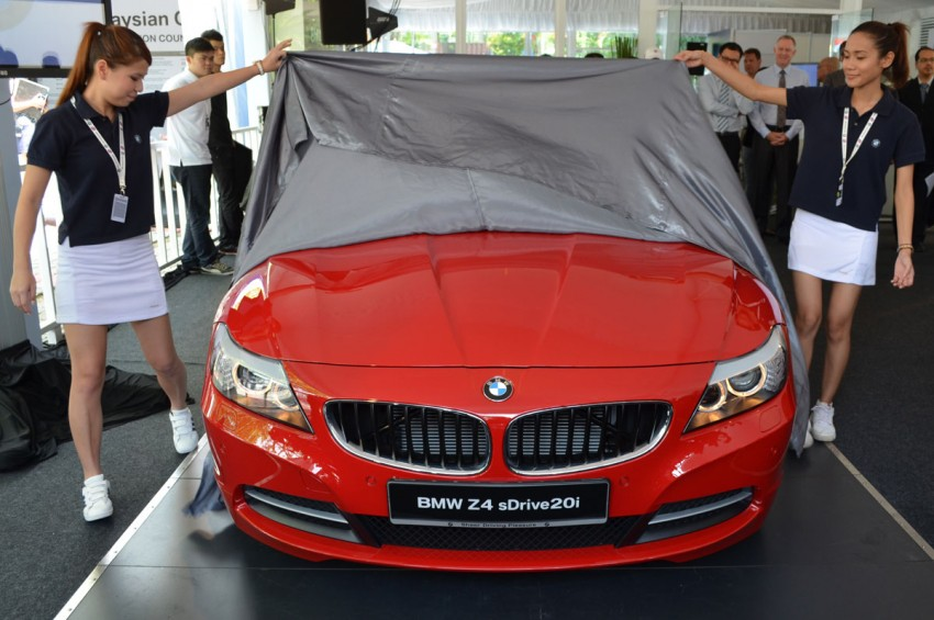BMW Malaysia launches F10 M5 and new Z4 variants Image #90715