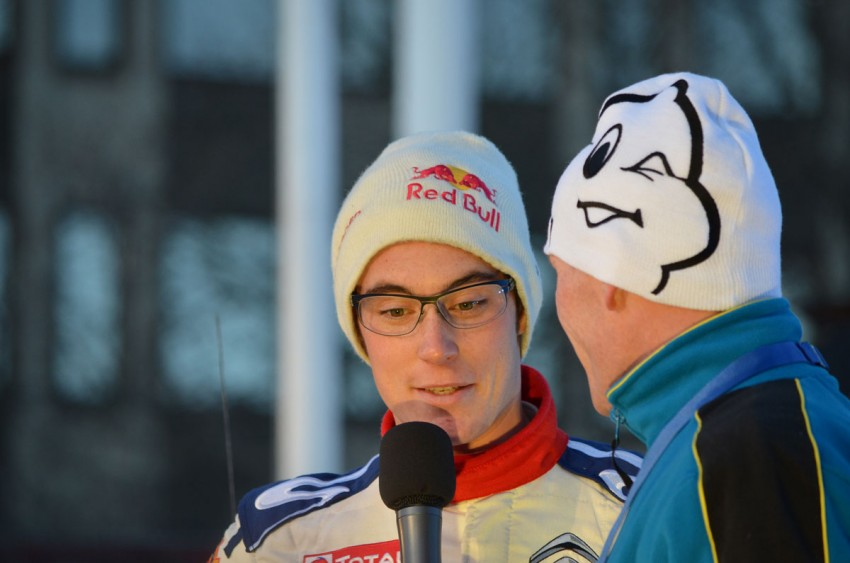 LIVE from Rally Sweden: Comfy win for PG at home Image #87263