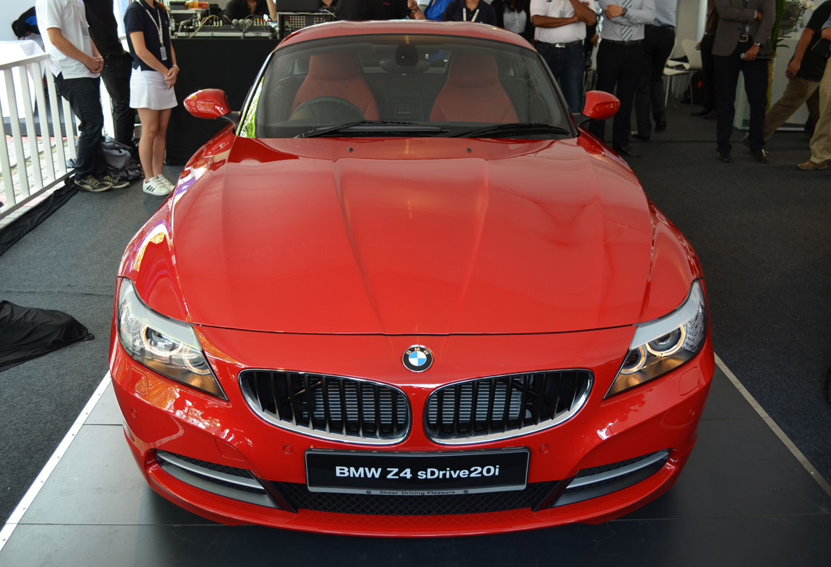 Bmw Malaysia Launches F10 M5 And New Z4 Variants Image 90717