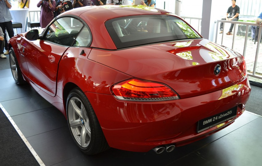 BMW Malaysia launches F10 M5 and new Z4 variants Image #90718