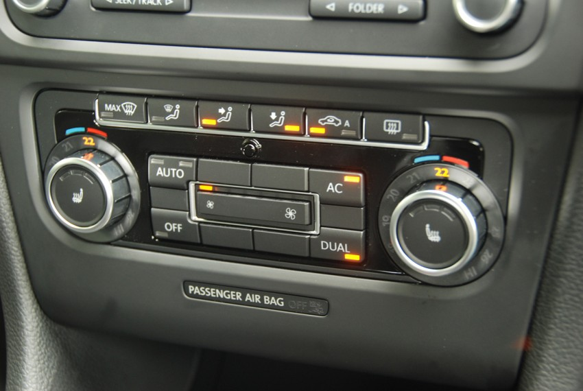Volkswagen Golf GTI Mk6 Test Drive Review Image #124399