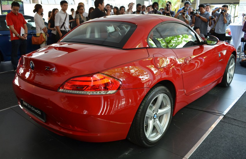 BMW Malaysia launches F10 M5 and new Z4 variants Image #90721