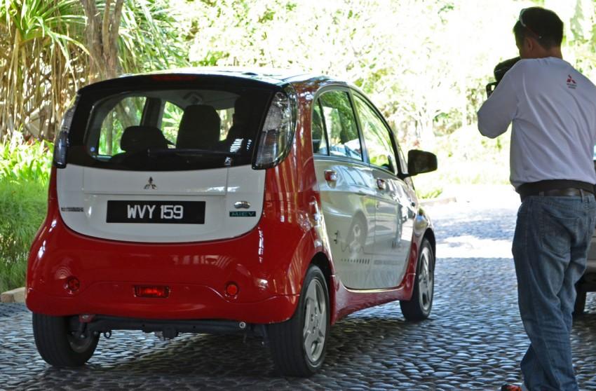 Mitsubishi i-MiEV Eco Tourism Pilot Demo Program at Four Seasons Resort, Langkawi Image #89381