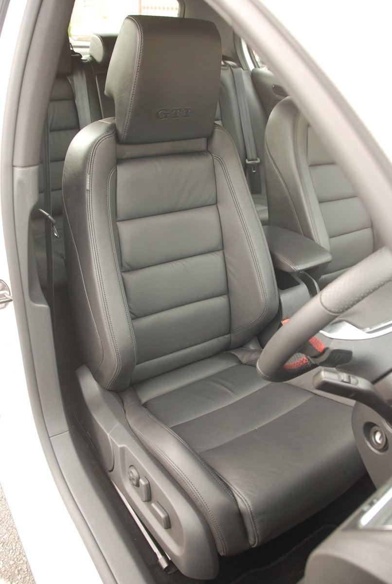 Volkswagen Golf GTI Mk6 Test Drive Review Image #155749