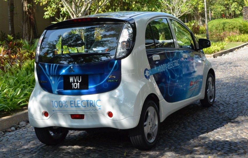 Mitsubishi i-MiEV Eco Tourism Pilot Demo Program at Four Seasons Resort, Langkawi Image #89383