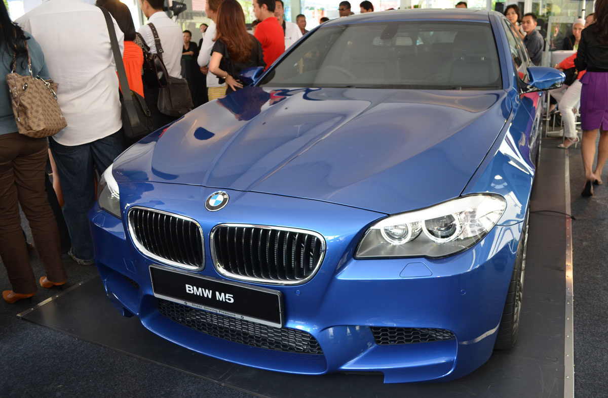 Bmw Malaysia Launches F10 M5 And New Z4 Variants